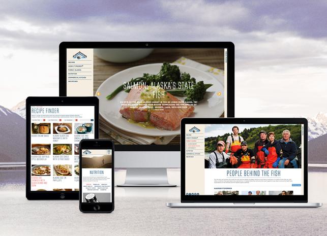 Marketing Association Website Design