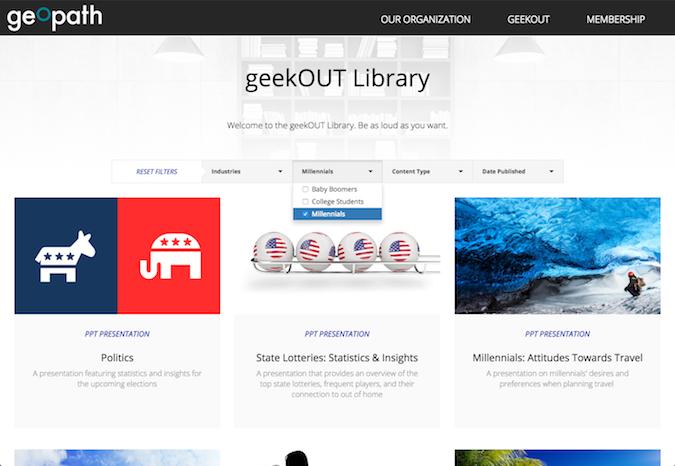Website Design for a Nonprofit