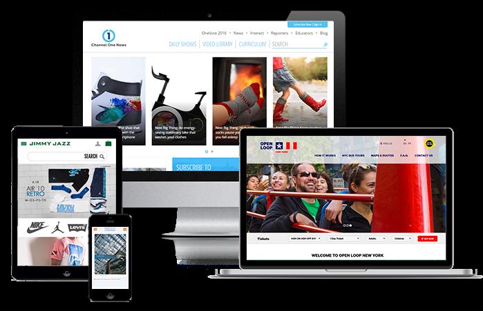 Responsive Web Design Top Web Design Companies Avatar New York