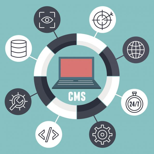 new york web design agency cms tools