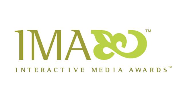 Interactive Media Award Logo