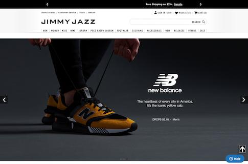 Fashion Retail Ecommerce Website
