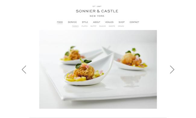 new york web design company food
